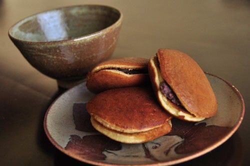 Moist but Not So Sweet ♥ My Dorayaki Red Bean Paste Pancake | Recipe