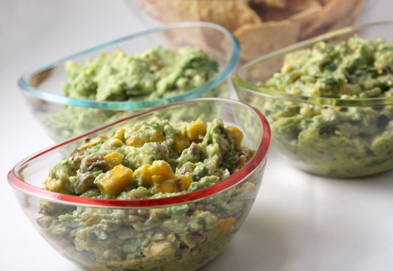Grilled Corn and Poblano Guacamole #rickbayless #fronterafoods # ...
