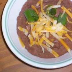 Refried Beans Without the Refry | Recipe
