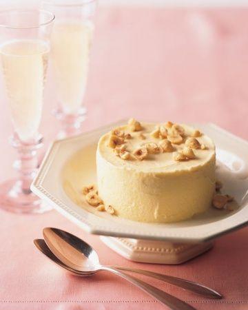 White-Chocolate Semifreddo | Desserts | Pinterest