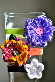 Free Crochet Patterns For Christmas Flowers : JOYFUL FLOWER CROCHET PATTERN ? Free Crochet Patterns