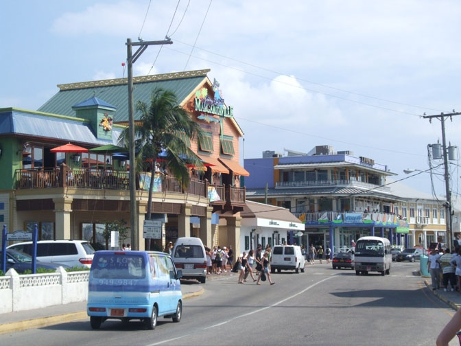 george town how to get there