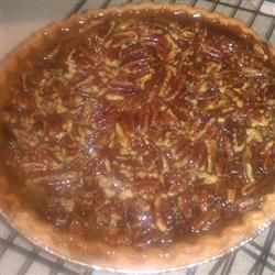 Honey Crunch Pecan Pie Allrecipes.com