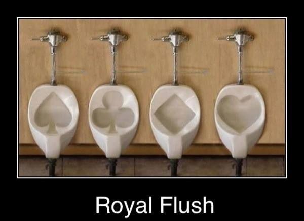 maverick royal four flush