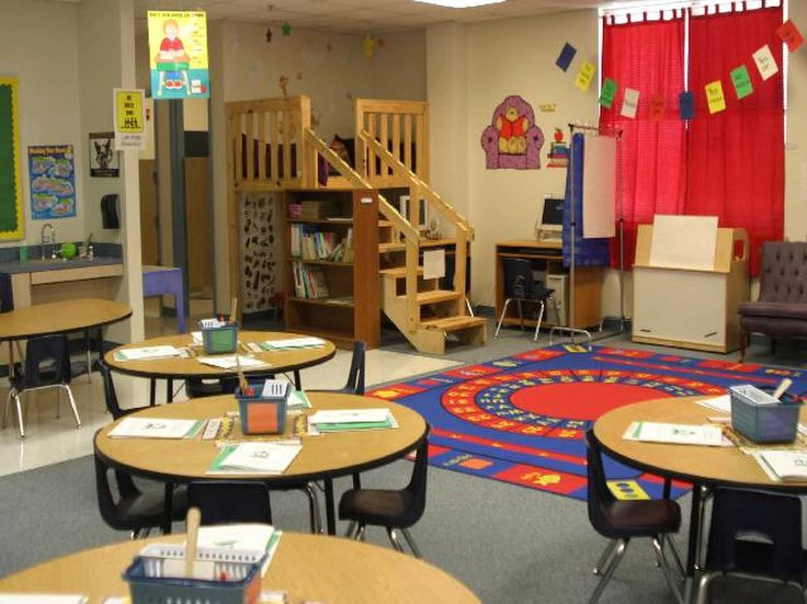 Classroom Design For Kinder : Kindergarten classroom decoration pinterest