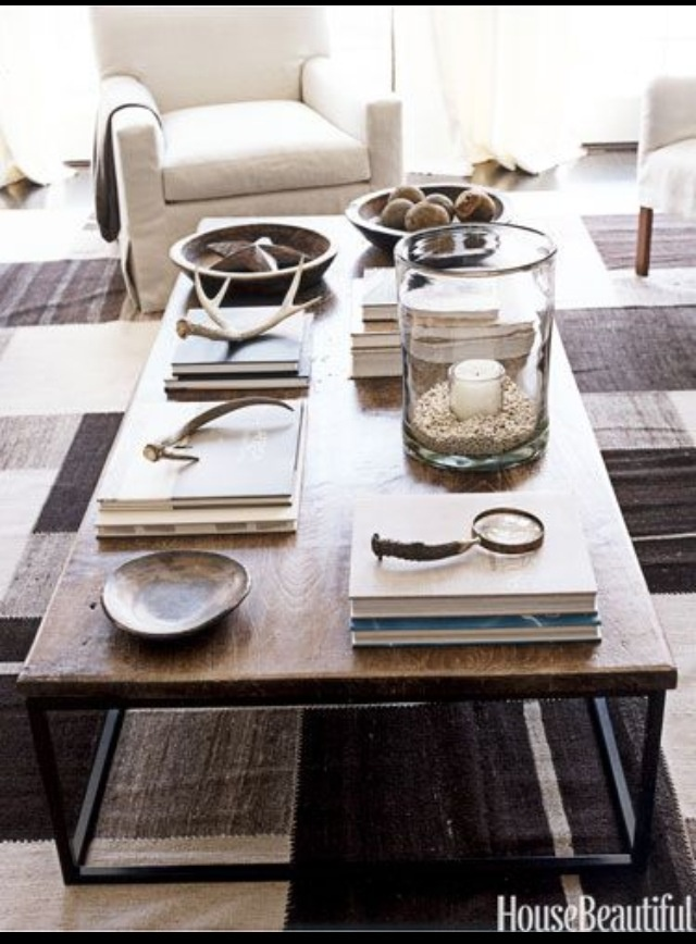 Decor For Coffee Table Endearing With Coffee Table Decor Photos