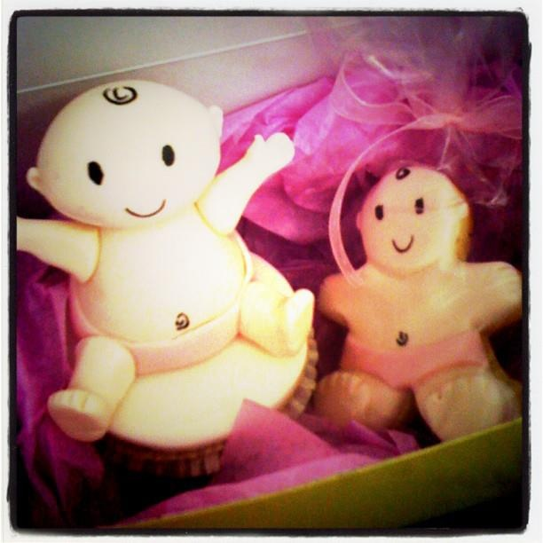set of cookie&cupcake | Creations for babies | Pinterest