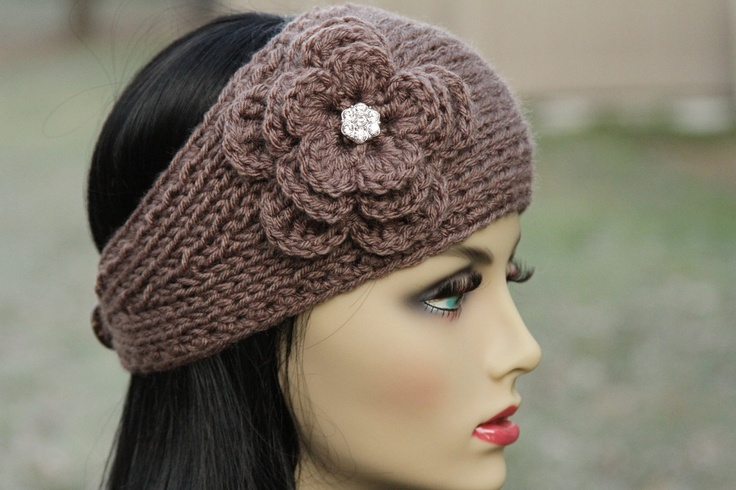 Nice Free Knitted Ear Warmer Patterns Elaboration Sewing Pattern