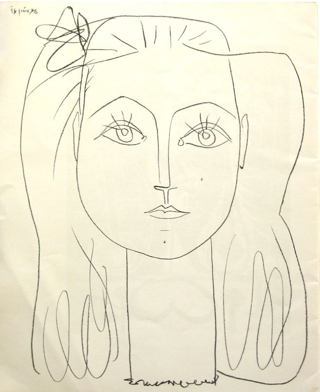 Line Drawing By Pablo Picasso : Picasso artists pinterest