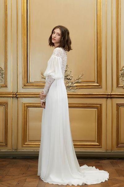 ... by La Fiancée du Panda on * Robe de mariée vintage ** Vintage Wed