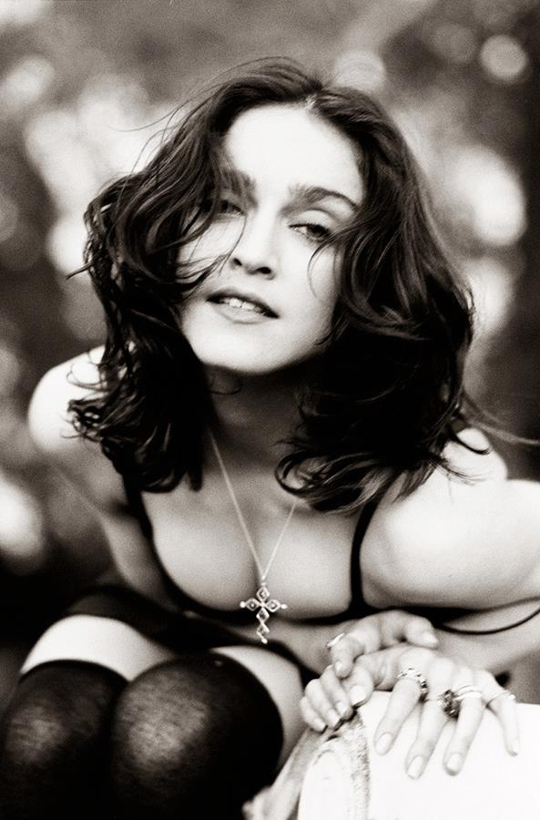 Photo by Herb Ritts. Madonna, 1989. I dont care for her politics but gotta give her props. Very few people can last in music as long as this lady has and I have always been a huge fan of her music!