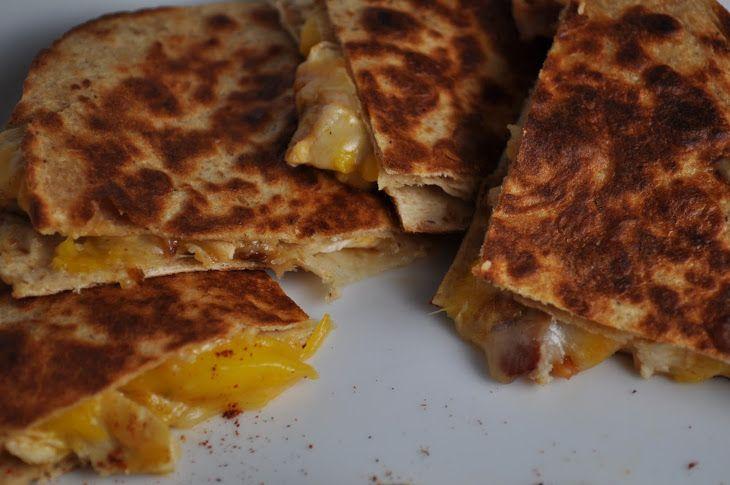 Chili Mango Chicken Quesadillas | Favorite Recipes | Pinterest