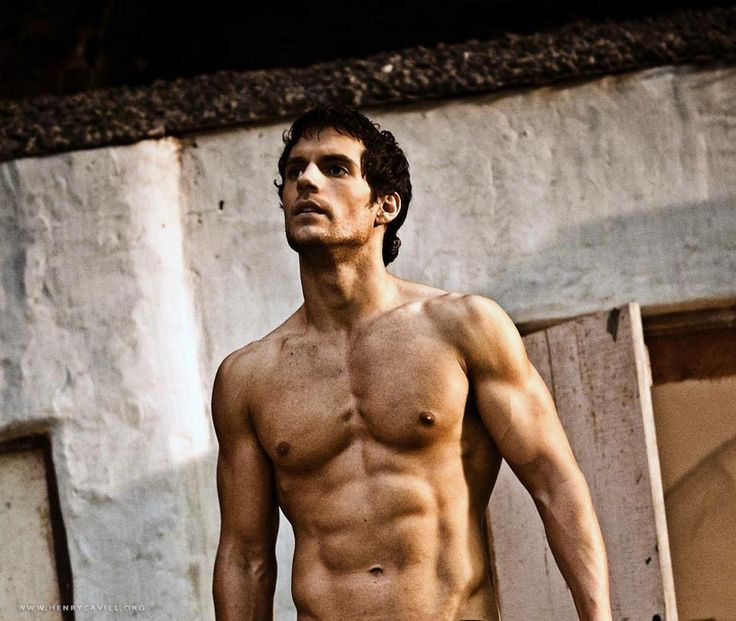 Henry Cavill Workout Immortals Pictures to Pin on ...