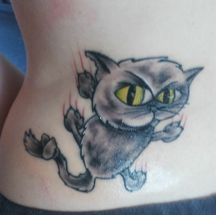 tattoo cat tattoos i must have pinterest