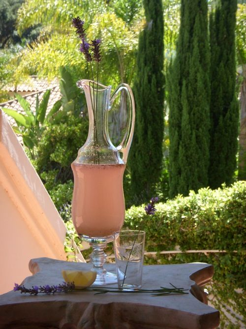 Lavender infused Lemonade | summer | Pinterest
