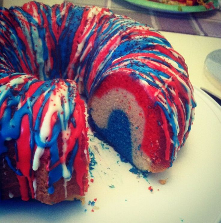 Firecracker Cake Recipes — Dishmaps