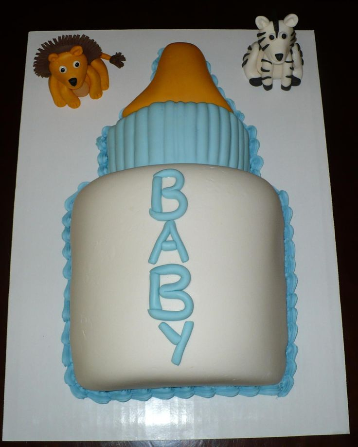 Baby Bottle Cake Images : Baby Bottle Cake Ellie s birthday party ideas Pinterest
