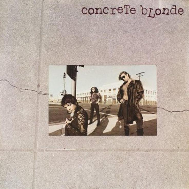39 concrete blonde 39 concrete blonde muzak pinterest - Cd concreet ...