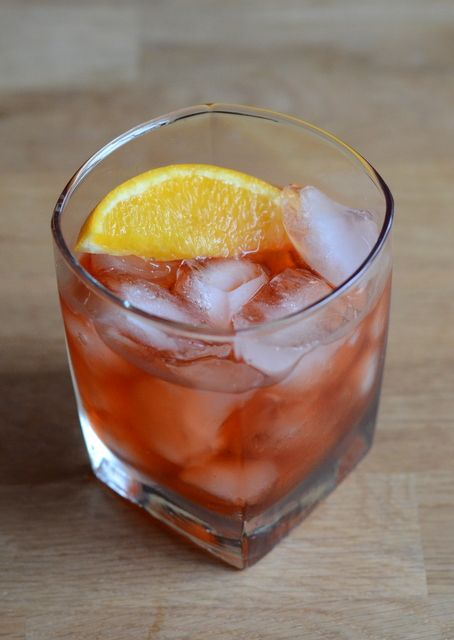 Classic Negroni | Barman's Journal | Drinks and Cocktails | Pinterest