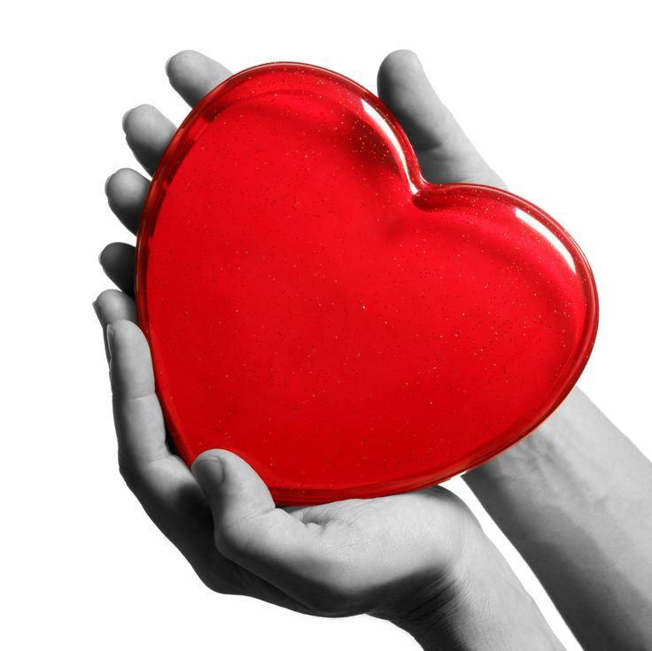 valentine hand art