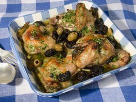 Silver Palate | Chicken Marbella | Chicken and Turkey | Pinterest