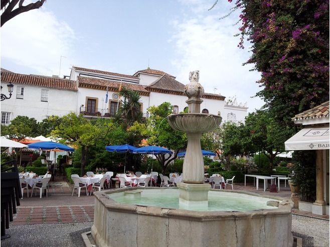 Patio de los Naranjos - Marbella