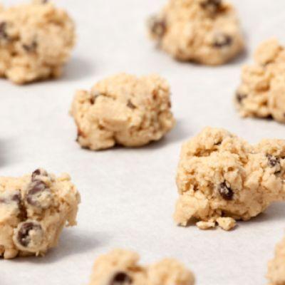 No Bake Cookie Dough Bites | No Bake treats | Pinterest