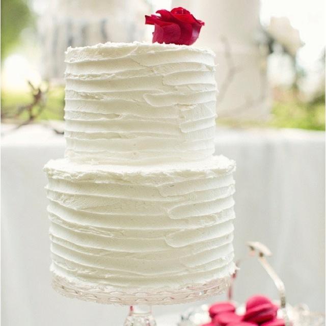Simple Cake Design Pinterest : Simple cake Wedding Ideas Pinterest