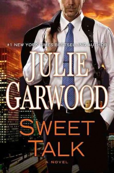 Sweet Talk  by Julie Garwood.   When his carefully planned FBI sting is foiled by IRS attorney Olivia MacKenzie's efforts to untangle an elaborate Ponzi scheme, agent Grayson Kincaid becomes the woman's protector against dangerous and corrupt adversaries.