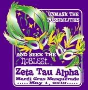 Zeta Tau Alpha ^Masquerade^