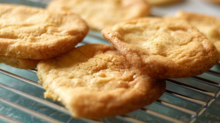 Belgian White Beer Cookies With Orange Icing Recipes — Dishmaps