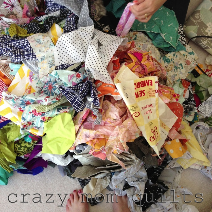 crazy mom quilts | Sewing | Pinterest
