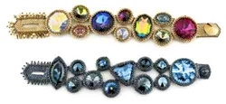 Free How-To pdf for bezeling Stones with corners - Bead Magazine