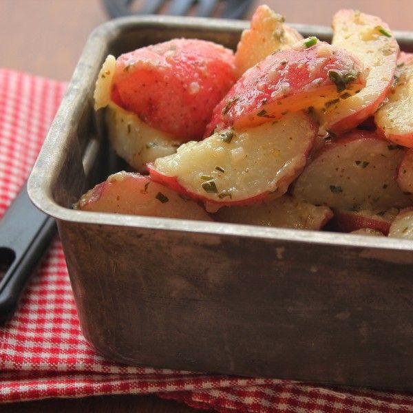 Potato Salad with Horseradish Mustard from Emeril Lagasse