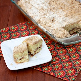 Extra Crumb Cinnamon Swirl Coffee Cake | Breakfast | Pinterest