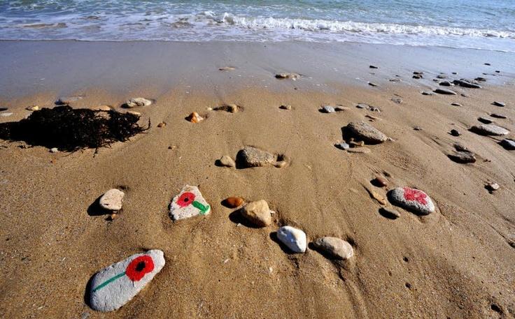 d day beaches canada
