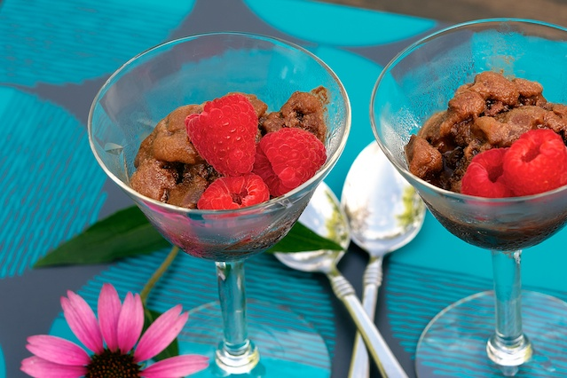 Chocolate Granita: 3 ingredients, lighter than ice cream. - Live Love ...
