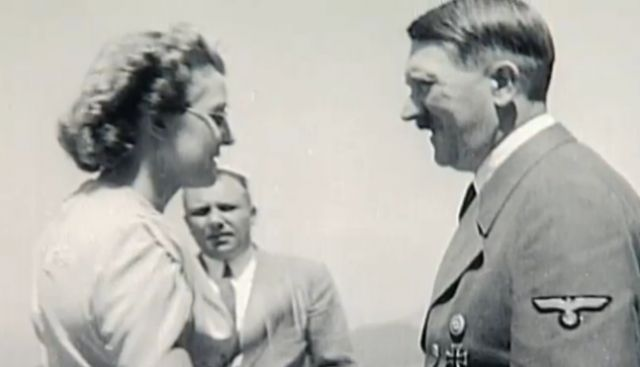 d day and hitler