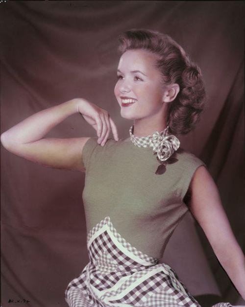 Debbie Reynolds – 1954 Publicity Photo