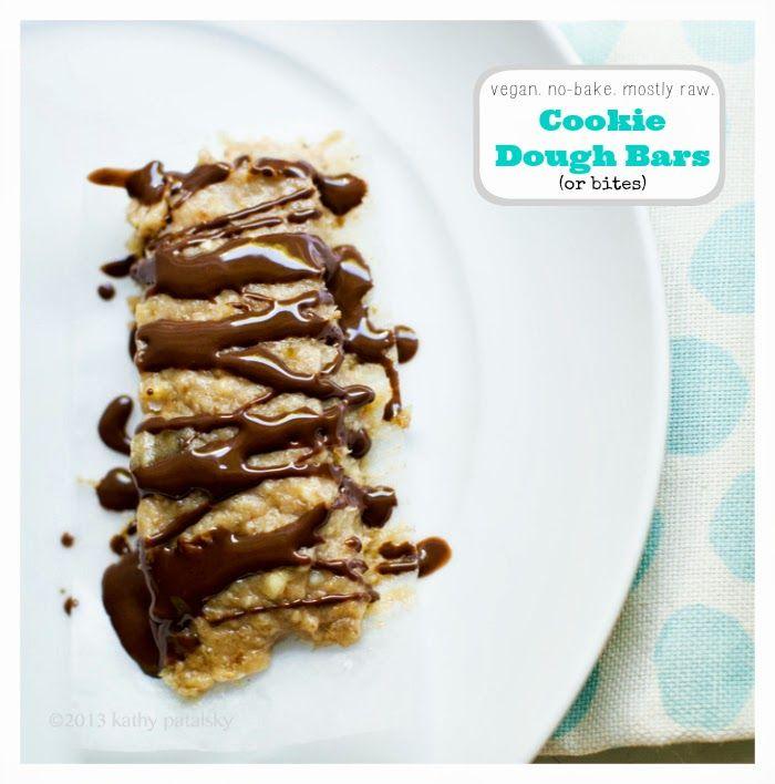 dough bites recipes dishmaps unprocessed raw cookie dough bites ...