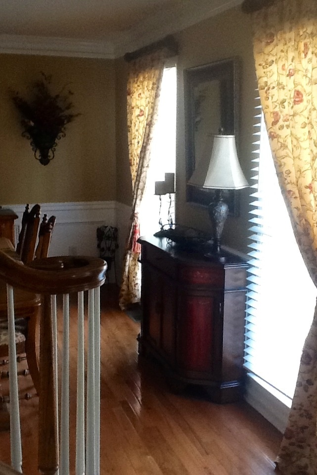 dining room curtains tiffani designs pinterest