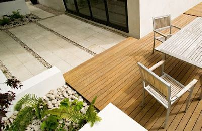 garden design ideas: contemporary garden designs