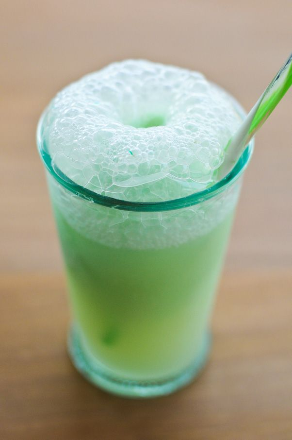 Lime Sherbet Cooler | Recipe
