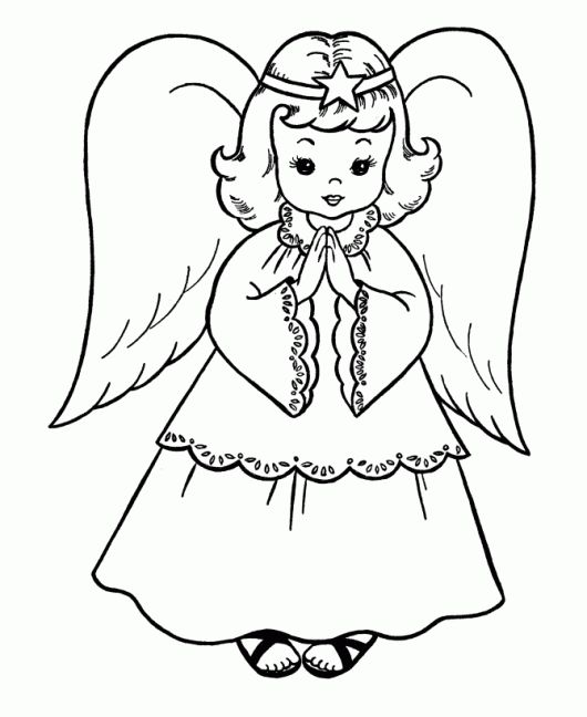 google images christmas coloring pages - photo#5