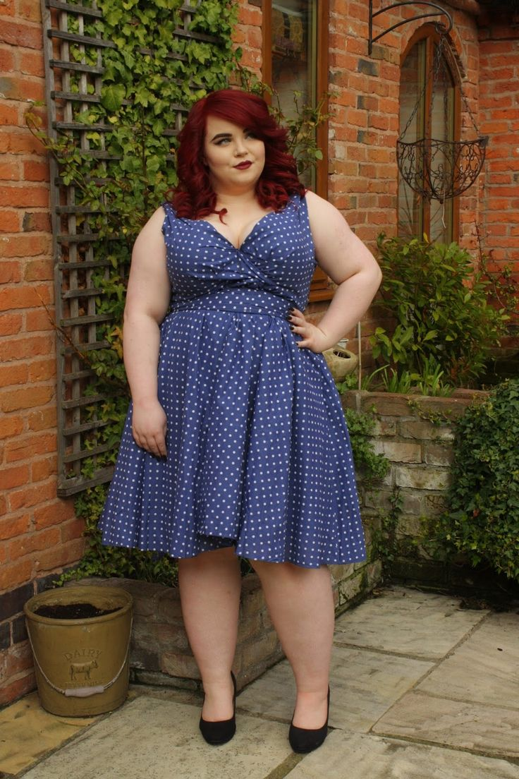 Fashion for fat girl 29