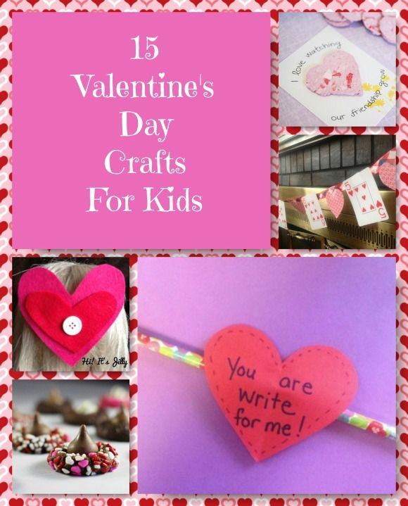 valentine's day recipes preschoolers