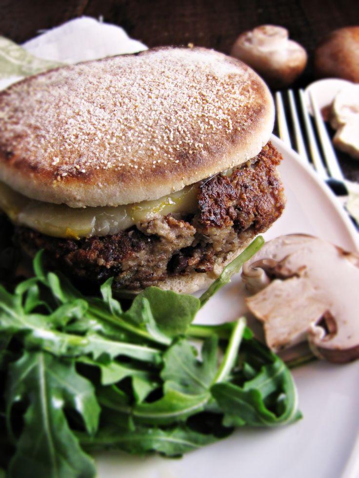 Sauteed Bacon, Mushrooms, And Lentils Recipe — Dishmaps