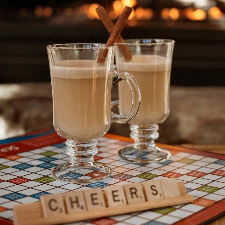 Hot Buttered Rum | Blame it on the... | Pinterest