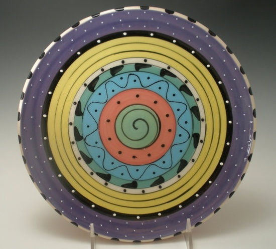Pin by debbie witte on pottery painting ideas pinterest for Creative pottery painting ideas