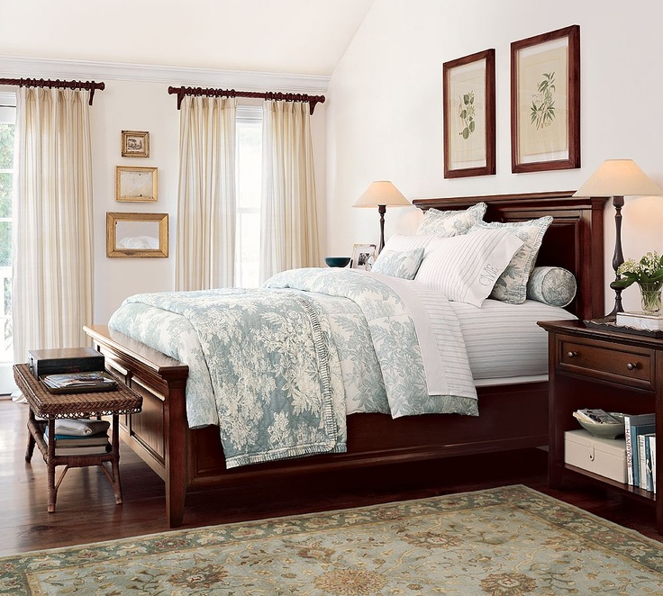 bedroom pottery barn home bedrooms pinterest
